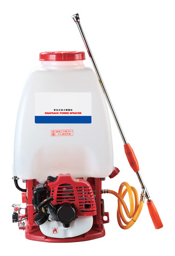 High pressure backpack sprayer gas powered , battery powered water sprayer